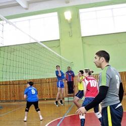 Отборочный этап соревнований по волейболу среди команд Октябрьского района_63