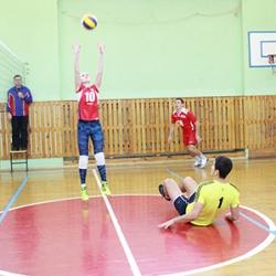 Отборочный этап соревнований по волейболу среди команд Октябрьского района_64