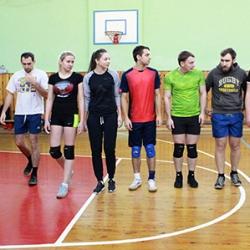 Отборочный этап соревнований по волейболу среди команд Октябрьского района_65