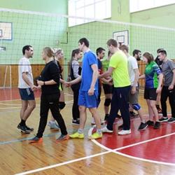 Отборочный этап соревнований по волейболу среди команд Октябрьского района_69