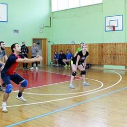 Отборочный этап соревнований по волейболу среди команд Октябрьского района_71