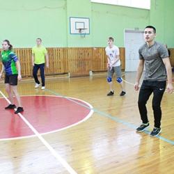 Отборочный этап соревнований по волейболу среди команд Октябрьского района_74