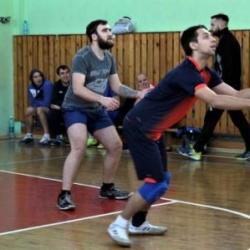 Отборочный этап соревнований по волейболу среди команд Октябрьского района_77