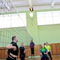 Отборочный этап соревнований по волейболу среди команд Октябрьского района_79
