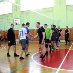 Отборочный этап соревнований по волейболу среди команд Октябрьского района_83