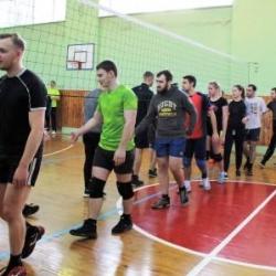 Отборочный этап соревнований по волейболу среди команд Октябрьского района_84