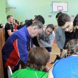 Отборочный этап соревнований по волейболу среди команд Октябрьского района_85