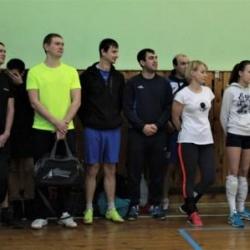 Отборочный этап соревнований по волейболу среди команд Октябрьского района_8