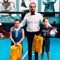 Tурнир по боксу «Открытый ринг» среди юношей младшего, среднего и старшего возрастов_1