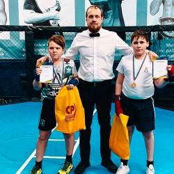 Tурнир по боксу «Открытый ринг» среди юношей младшего, среднего и старшего возрастов