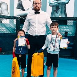 Tурнир по боксу «Открытый ринг» среди юношей младшего, среднего и старшего возрастов_3