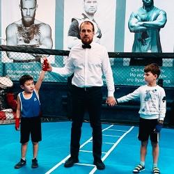 Tурнир по боксу «Открытый ринг» среди юношей младшего, среднего и старшего возрастов_6