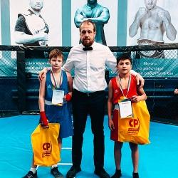 Tурнир по боксу «Открытый ринг» среди юношей младшего, среднего и старшего возрастов_8